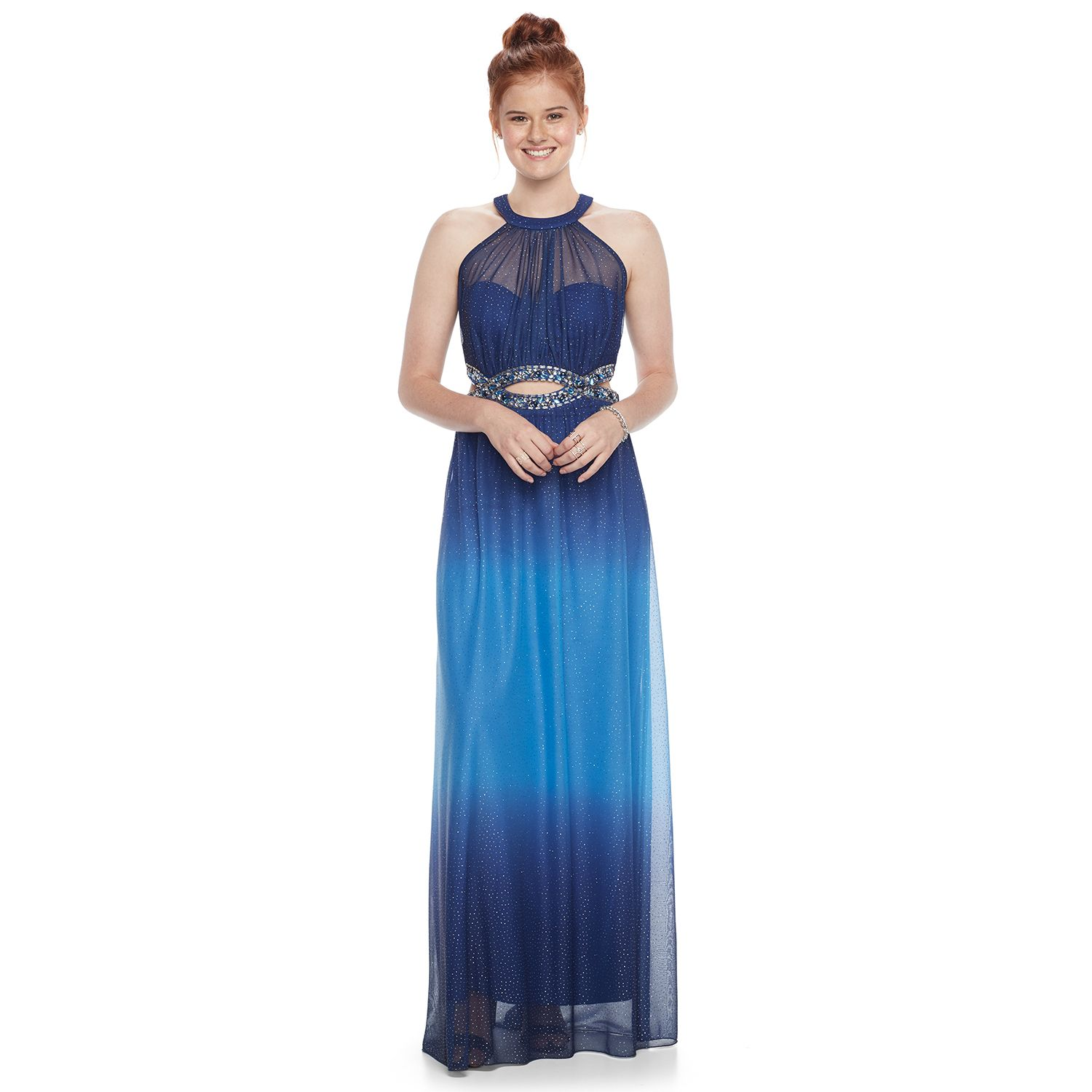 Big and tall evening dresses