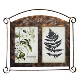 """New View Farmhouse Arched 2-Opening 4"""" x 6"""" Frame"""