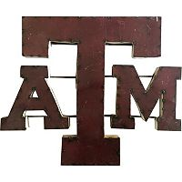 Texas A&M Aggies Metal Wall Décor