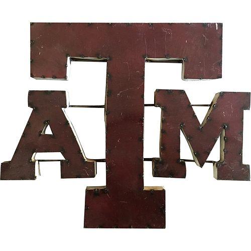 Texas A&M Aggies Metal Wall Décor