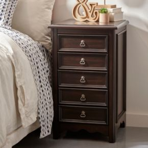 Pulaski 3-Drawer Nightstand