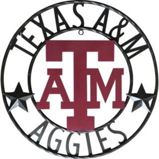 Texas A&M Aggies 24-Inch Wrought Iron Wall Décor