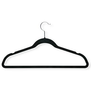 Honey-Can-Do 9-pack Velvet Touch Suit Hangers