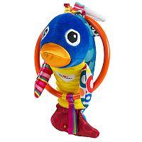 Lamaze Flipping Felipe Dolphin Stroller Toy