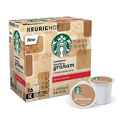 Keurig® K-Cup® Pod Starbucks Toasted Graham Coffee - 16-pk.