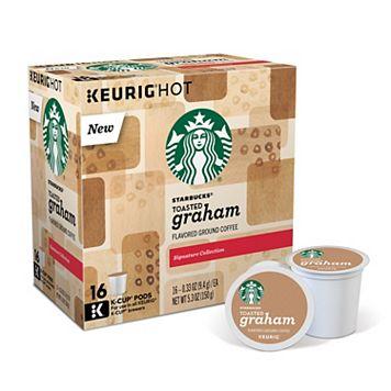 Keurig® K-Cup® Pod Starbucks Toasted Graham Coffee - 16-pk.