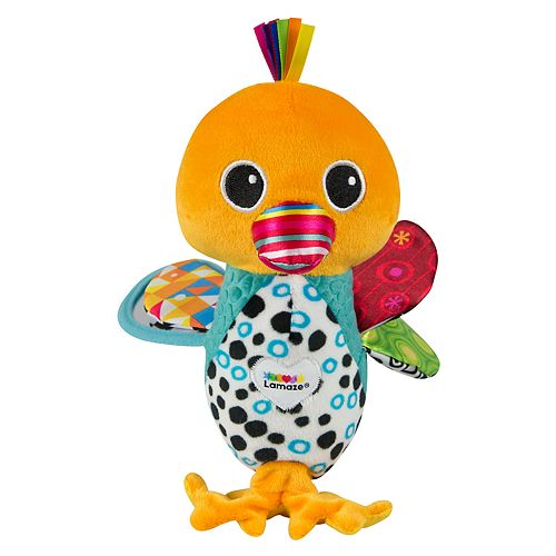 Lamaze Waddling Wade Duck Plush Toy