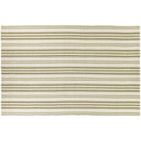 Couristan Bar Harbor Pina Colada Striped Reversible Cotton Rug