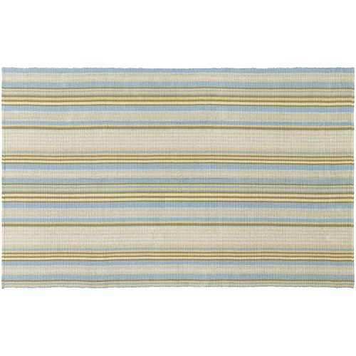 Couristan Bar Harbor Gelato Striped Reversible Cotton Rug