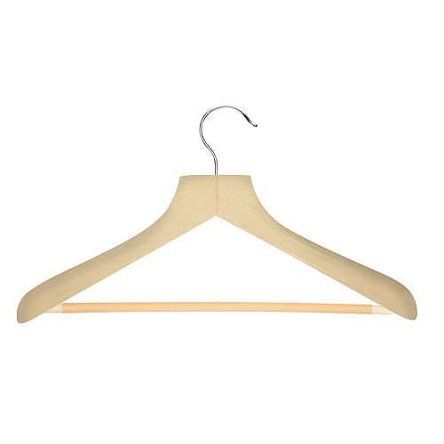 Honey-Can-Do 2-pack Curved Suit Hangers
