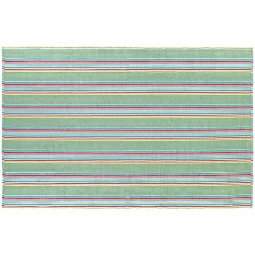 Couristan Bar Harbor Margarita Striped Reversible Cotton Rug