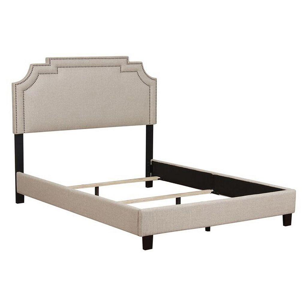 Pulaski Adjustable Nailhead Queen Bed