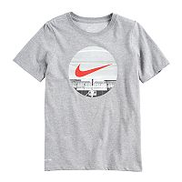 Boys 8-20 Nike Upside Down Tee