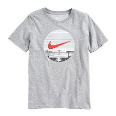 Boys 8-20 Nike Upside Down Tee