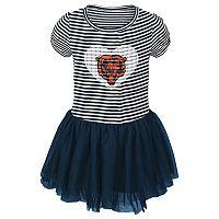 Toddler Chicago Bears Celebration Tutu Dress
