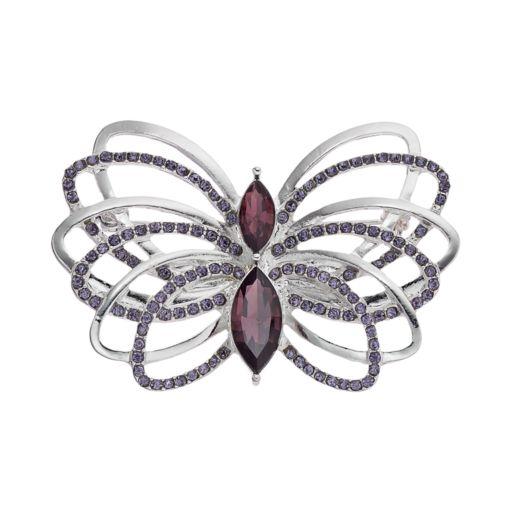 Dana Buchman Butterfly Pin