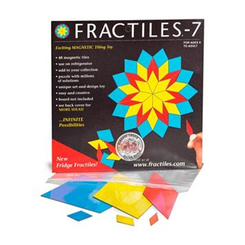 Fractiles Inc. Fridge Fractiles Set