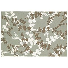 Couristan Covington Willow Branch Indoor Outdoor Rug