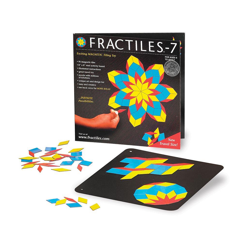 Fractiles Inc. Travel Fractiles Set