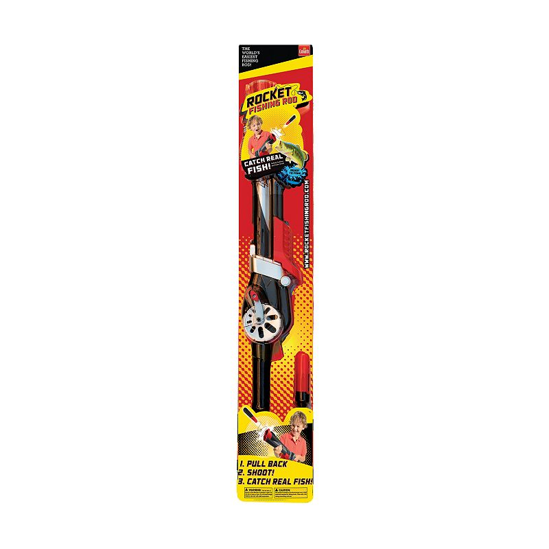 Goliath Rocket Fishing Rod. Multicolor