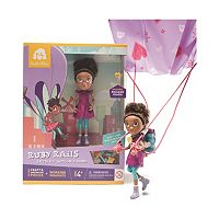 GoldieBlox Ruby Rails Skydive Action Figure