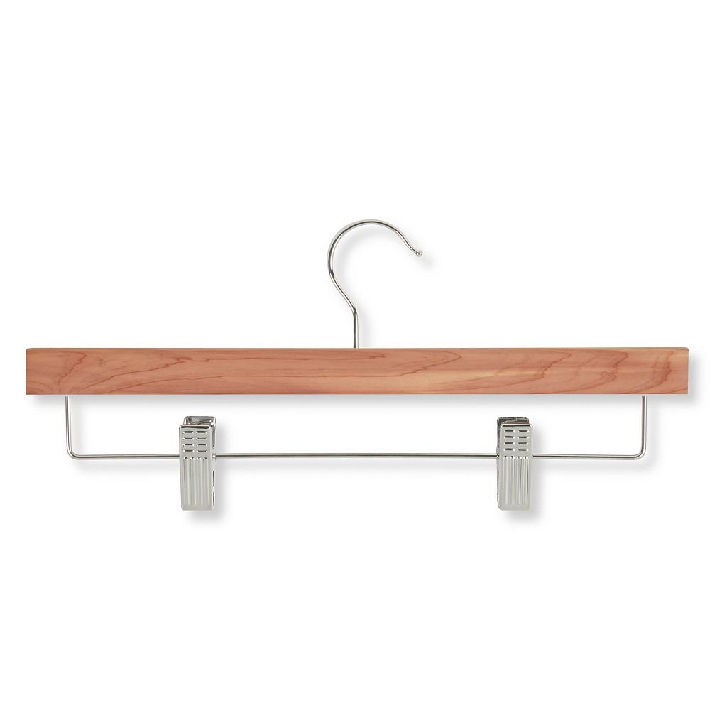 Honey-Can-Do 8-pack Pant Hangers