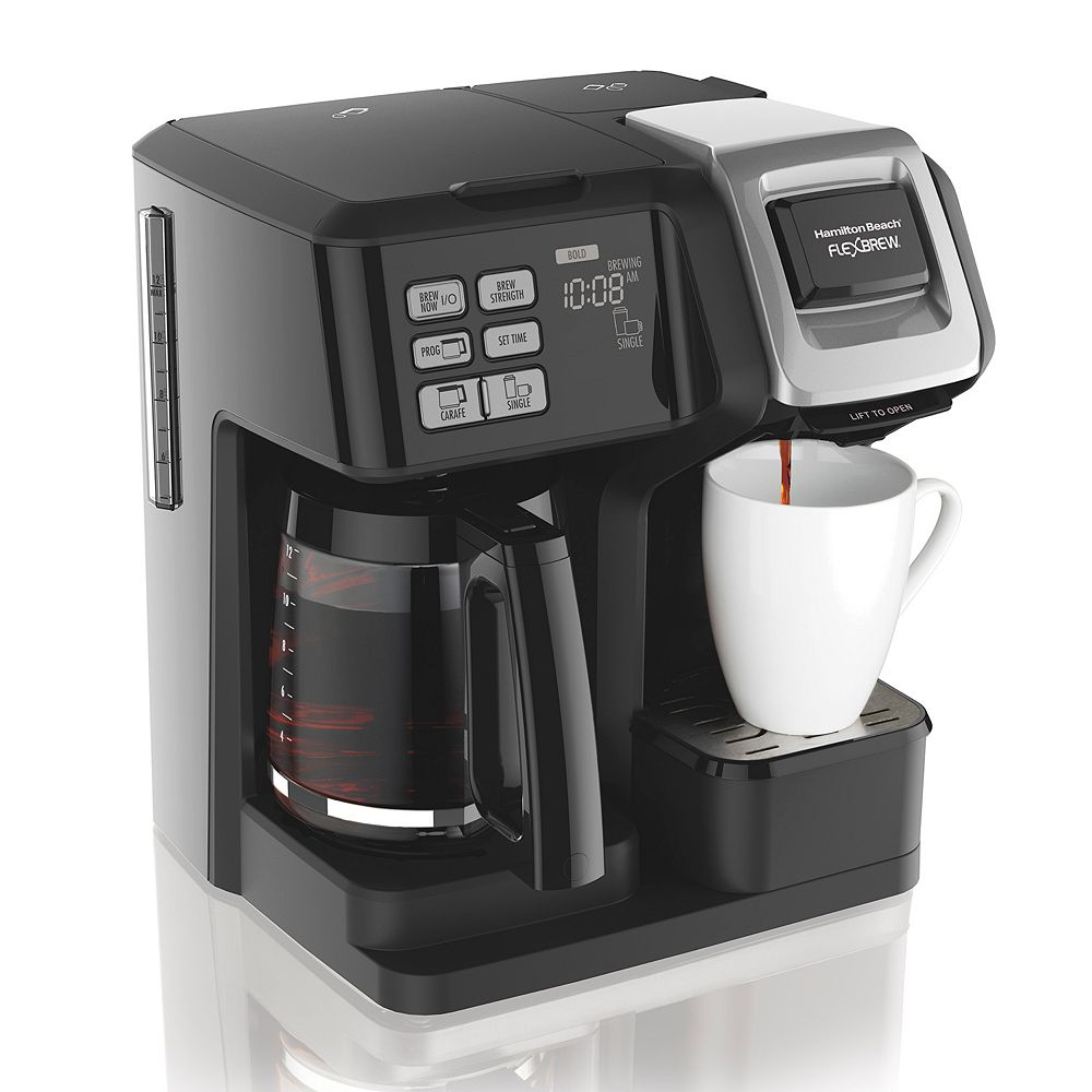 5 Cup Coffee Maker Beach Flexbrew 2 Way Coffee Maker