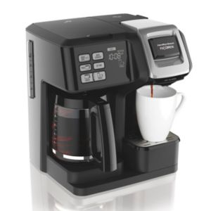 Hamilton Beach FlexBrew 2-Way Coffeemaker