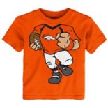 Toddler Denver Broncos Football Player Tee