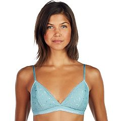 Juniors' SO® Bras: Lace Sporty Triangle Bralette