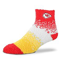 Women's For Bare Feet Kansas City Chiefs Marquee Sleep Socks