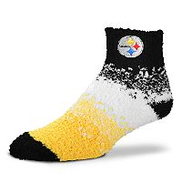Women's For Bare Feet Pittsburgh Steelers Marquee Sleep Socks