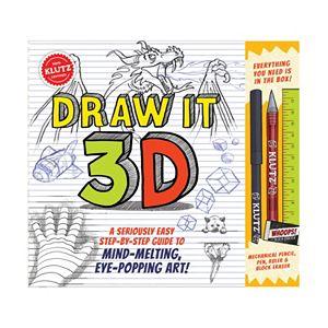 Klutz Draw It 3D