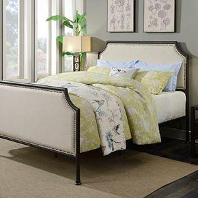 Pulaski Queen Upholstered Bed
