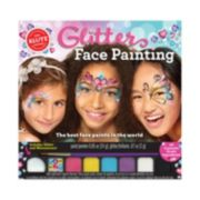 Klutz Glitter Face Painting