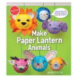 Klutz Paper Lantern Animals Kit