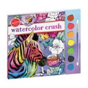 Klutz Watercolor Crush Kit