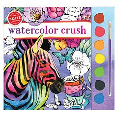 Klutz Watercolor Crush Kit