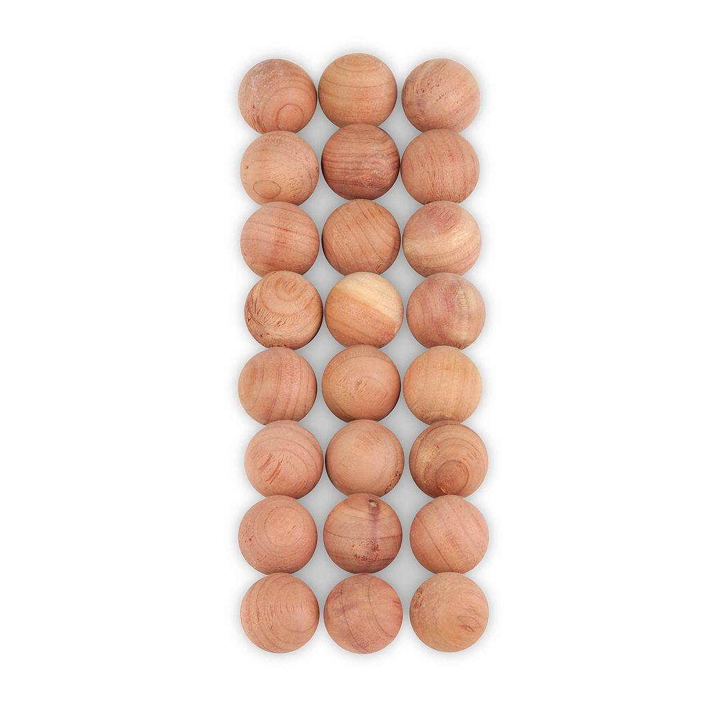 Honey-Can-Do 120-pack Cedar Balls