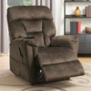 Pulaski Serengeti Light Remote Lift Recliner Arm Chair