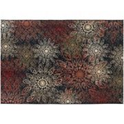 Couristan Dolce Amalfi Floral Indoor Outdoor Rug