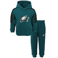 Toddler Philadelphia Eagles Fullback Fleece Hoodie & Pants Set