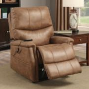 Pulaski Remote Lift Recliner Arm Chair