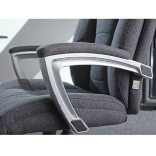 Sealy Posturepedic Cool Memory Foam Executive Desk Chair