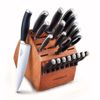 Calphalon Contemporary Cutlery 21-pc. Cutlery Set