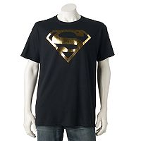 Men's DC Comics Superman Foil Tee
