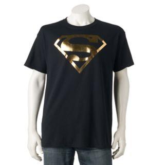 Men's DC Comics Superman Foil Tee