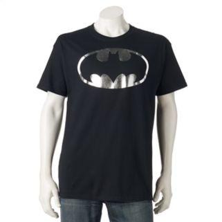 Men's DC Comics Batman Foil Tee