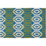 Couristan Covington Maisey Trellis Indoor Outdoor Rug
