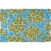 Couristan Covington Summer Siesta Floral Indoor Outdoor Rug